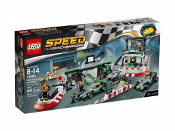 LEGO Speed Champions Zespół Formuły 1™ MERCEDES AMG PETRONAS