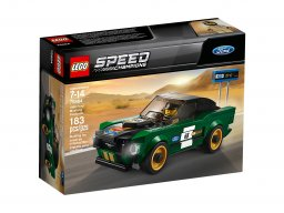 LEGO Speed Champions 75884 Ford Mustang Fastback z 1968 r.