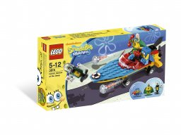 LEGO 3815 Heroic Heroes of the Deep