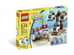 LEGO SpongeBob 3816 Glove World