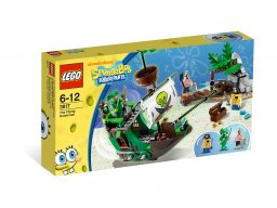 LEGO 3817 The Flying Dutchman