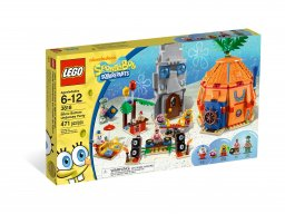 LEGO SpongeBob 3818 Bikini Bottom Undersea Party