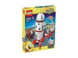 LEGO SpongeBob Rocket Ride 3831