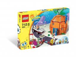 LEGO 3834 SpongeBob Good Neighbours at Bikini Bottom
