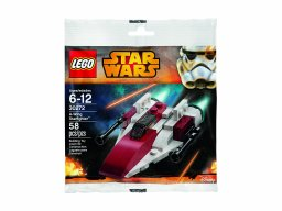 LEGO Star Wars™ 30272 A-Wing Starfighter™