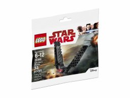 LEGO Star Wars™ Kylo Ren's Shuttle 30380