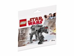 LEGO 30497 Star Wars™ First Order Heavy Assault Walker