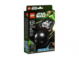 LEGO 75008 Star Wars™ TIE Bomber™ i pole asteroid