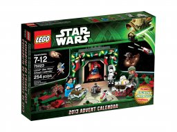 LEGO Star Wars™ 75023 Kalendarz adwentowy
