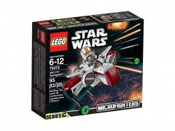 LEGO Star Wars™ 75072 ARC-170 Starfighter™