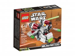 LEGO 75076 Star Wars™ Republic Gunship™