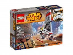 LEGO Star Wars™ T-16 Skyhopper™ 75081