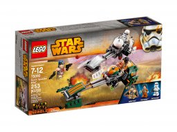 LEGO 75090 Star Wars™ Superścigacz Ezry