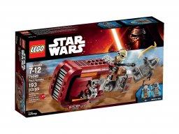 LEGO Star Wars Śmigacz Rey 75099