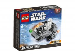 LEGO 75126 Star Wars™ Śmigacz śnieżny Najwyższego Porządku
