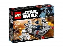 LEGO Star Wars™ Śmigacz transportowy Najwyższego Porządku 75166