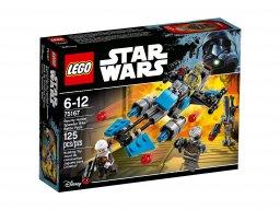 LEGO Star Wars™ 75167 Ścigacz Łowcy nagród™