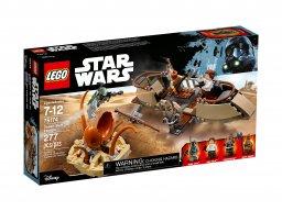 LEGO Star Wars™ 75174 Ucieczka na pustynnej barce