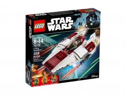 LEGO 75175 Star Wars™ A-Wing Starfighter™