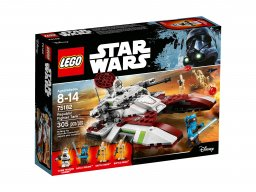 LEGO Star Wars™ 75182 Czołg bojowy Republiki