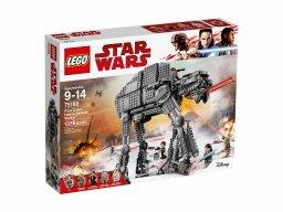 LEGO 75189 Ciężka maszyna krocząca Najwyższego Porządku™