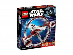 LEGO 75191 Star Wars™ Jedi Starfighter™ z hipernapędem
