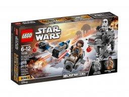 LEGO Star Wars Ski Speeder™ kontra Maszyna krocząca Najwyższego Porządku™ 75195