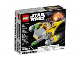 LEGO 75223 Star Wars™ Naboo Starfighter™
