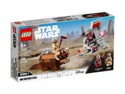 LEGO Star Wars™ T-16 Skyhopper™ kontra mikromyśliwce Bantha™ 75265