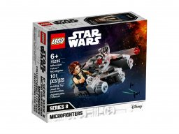 LEGO Star Wars 75295 Mikromyśliwiec Sokół Millennium™