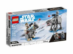 LEGO 75298 Star Wars Mikromyśliwce: AT-AT™ kontra Tauntaun™