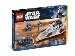 LEGO Star Wars™ 7868 Mace Windu's Jedi Starfighter™