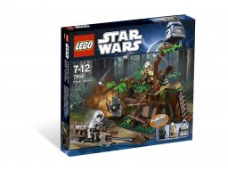LEGO 7956 Star Wars™ Ewok™ Attack
