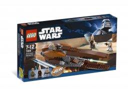 LEGO Star Wars™ Geonosian Starfighter™