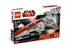 LEGO 8039 Venator-Class Republic Attack Cruiser™