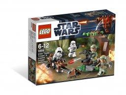 LEGO Star Wars™ Endor™ Rebel Trooper™ i Imperial Trooper™ - zestaw bitewny 9489