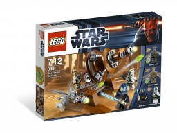 LEGO Star Wars™ Geonosian™ Cannon 9491