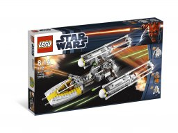 LEGO 9495 Star Wars™ Gold Leader's Y-Wing Starfighter™