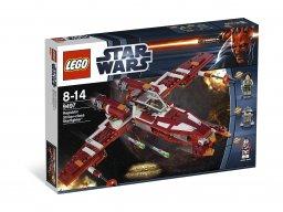 LEGO 9497 Star Wars Gwiezdny myśliwiec Republiki - Starfighter