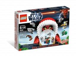 LEGO 9509 Kalendarz adwentowy