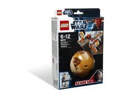 LEGO 9675 Star Wars™ Sebulba's Podracer™ & Tatooine™