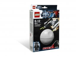 LEGO Star Wars™ TIE Interceptor™ & Death Star™ 9676