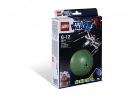 LEGO Star Wars™ 9677 X-wing Starfighter™ & Yavin 4™