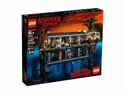 LEGO Stranger Things Druga Strona 75810