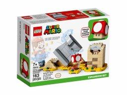 LEGO Super Mario™ Monty Mole i supergrzyb - zestaw rozszerzający 40414
