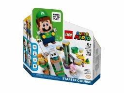 LEGO Super Mario Przygody z Luigim — zestaw startowy 71387