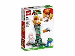 LEGO 71388 Boss Sumo Bro i przewracana wieża — zestaw dodatkowy