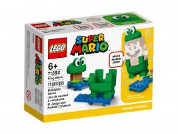 LEGO 71392 Mario żaba — ulepszenie