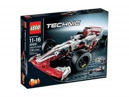 LEGO Technic Samochód wyścigowy 42000