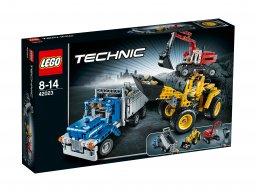 LEGO 42023 Technic Maszyny budowlane